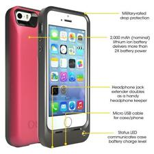 Authentic OTTERBOX 77-42977 iPhone 5/5s Resurgence Case (Slate/Pink) #Oct02