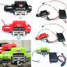 Simulation Metal Winch for Traxxas TRX-4 TRX4 RC4WD D90 SCX10 Car Crawler 1/10