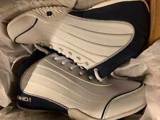 AND1 Basketball schuhe Neu Gr:41 US:8 NBN Mid D186M-WDS sneaker white blue