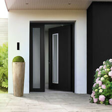 HOUSE NUMBER 1 Bauhaus Acrylic Large Floating Stylish Modern Gloss Black DIY