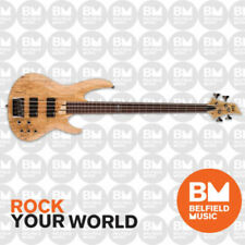 Fretless Bass Guitars