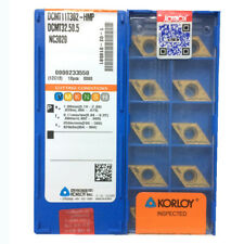 H●KORLOY DCMT11T302-HMP NC3020 Carbide Inserts CNC TOOL