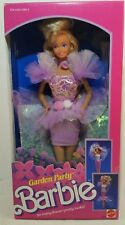 Garden Party Barbie Doll #1953 New NRFB 1988