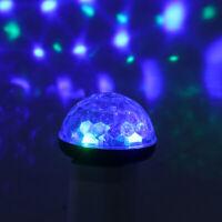 Multi Color USB LED Car Interior Lighting Atmosphere Light Sound Control La 3C