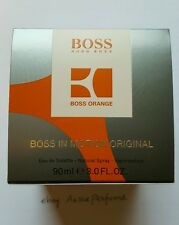 Boss In Motion Original 90ml/ 3.0oz EDT Spray Perfume by Hugo Boss Free Shipping