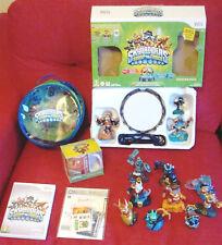 Skylanders Swap Force Starter Pack Wii, 12 Figures, MUG, BAG,Portal,Poster,cards