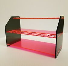 Acrylic cosmetic organizer tray, acrylic lipstick display stand holder 40 Spaces