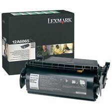 TONER ORIGINALE LEXMARK OPTRA T620 T622 X620/12A6865 - conf. orig. CARTUCCIA