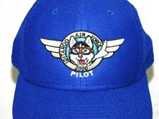 Alaska Iditarod Air Force PILOT 2020 Blue Hat New Era 9Fifty Snapback Stitched