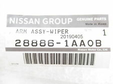 Genuine OEM Nissan 28886-1AA0B Front Passenger Windshield Wiper Arm 09-14 Murano