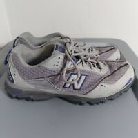 New Balance 620 Men's Size 10.5 Shoes Gray/Purple Athletic Running Sneakers
