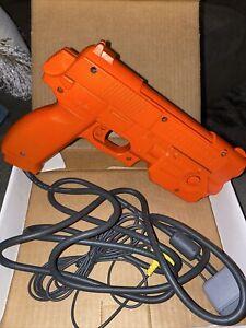 Orange Namco GunCon NPC-103 for PlayStation 1