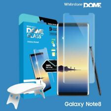 Whitestone Dome Glass Screen Protector for Samsung Galaxy Note 8 - Clear