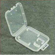 BOX CONTENITORE PER SCHEDE DI MEMORIA Micro SD SDHC TF MIC custodia memory card