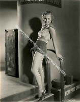 LEGGY CHORUS GIRL 1934 MOVIE MOULIN ROUGE LEGGY PHOTO A-DANC17