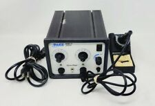 Pace Mbt 201 Soldering Desoldering Station With Ps 90 And Soldering Iron Stand