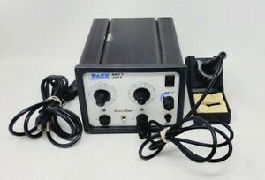 Pace MBT 201 Soldering Desoldering Station with PS-90 and Soldering Iron Stand
