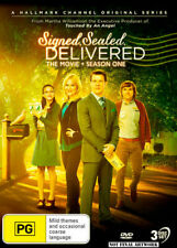 Signed Sealed & Delivered: The Movie & Season One [NTSC/0] [New DVD] Australia