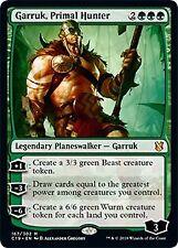 Garruk, Primal Hunter Commander 2019 NM Green Mythic Rare MAGIC CARD ABUGames