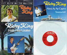 RICKY KING  Single Collection 45RPM