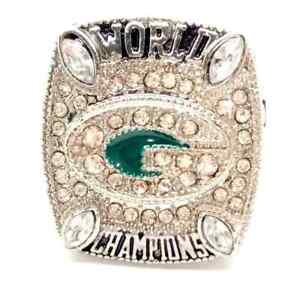 2010 Green Bay Packers Championship ring NFL