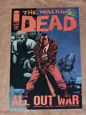 Walking Dead # 121 - NM+ - Negan - Charlie Adlard, Robert Kirkman - AMC - Image