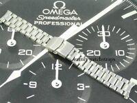 STAINLESS STEEL BRACELET STRAP FOR OMEGA SEAMASTER SPEEDMASTER 20mm WATCH NEW