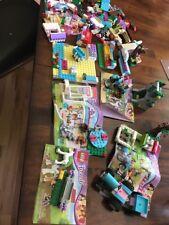 Bulk Lot of LEGO Friends41028 41026 41032 41003 41085 used