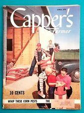 Capper's Farmer Magazine April 1956 FREE SHIPPING