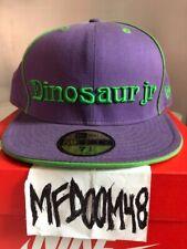 Dinosaur Jr New Era Men's hat size 7 1/2 Alien Workshop Skateboards Purple SB -