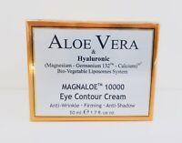 Canarias Cosmetics - Aloe Vera Ialuronico Magnaloe 10000 Eye Contour Cream 50ml
