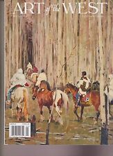 ART OF THE WEST MAGAZINE MAY/JUNE 2014, FOR ALL FINE ART COLLECTORS.