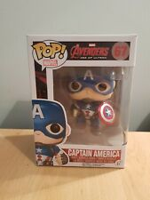 Funko Pop Vinyl - Marvel - Captain America - Avengers Age of Ultron #67