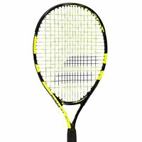 Babolat Kids Nadal Tennis Racket Junior Lightweight Zip Aluminium