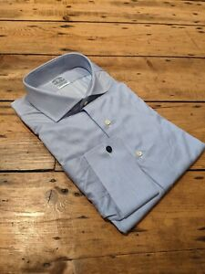 Rare BROOKS BROTHERS 'Makers & Merchants' Shirt 16.5 BNWT Deadstock Made In USA