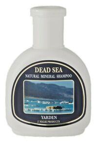 Malki Dead Sea Natural Mineral Shampoo 300ml
