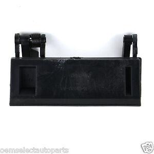 NEW OEM 1998-2001 Ford Explorer Liftgate Rear Hatch Handle Latch - BLACK Plastic