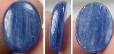 10.00ct Bzrazil 100% Natural Oval Cabochon Translucent Kyanite Gemstone 2.00g
