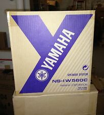 Yamaha NS-IW560C Main / Stereo Speakers,NSIW560,nsiw560,ns-iw560 (PAIR)