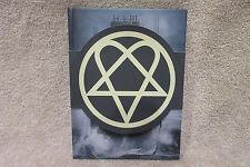 HIM Dark Light CD Hardcover Book Cover w/Bonus Track Limited Ed H.I.M Ville Valo