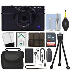 Sony Cyber-shot DSC-RX100 VII M7 20.1MP Digital Camera 4K Video + 16GB Kit