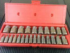 #al365  Snap On REX25A 25 Piece Screw Extractor Set