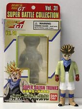 Dragon Ball GT/Z Super Saiyan Trunks Battle Collection Vol. 31 Bandai Figure