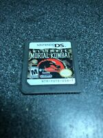 Ultimate Mortal Kombat DS Tested Nintendo