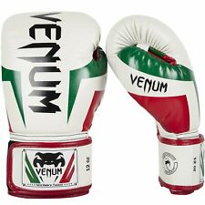 Venum Elite Italy Boxing Gloves Size:8