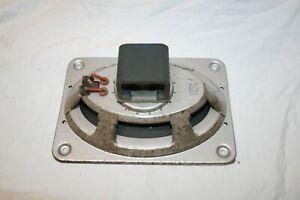 Tiefton-Lautsprecher aus Röhrenradio 50er Jahre - 212x153x90mm - Isophon P1521