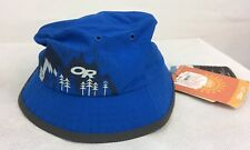 ef5ef8016f8 Outdoor Research Kids Sun Bucket Hat UPF 50+ Glacier Blue Sz Medium NWT