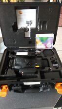 Wärmebildkamera  Testo 885 Infrarotkamera mit  Super Teleobjektiv 11°x 9°