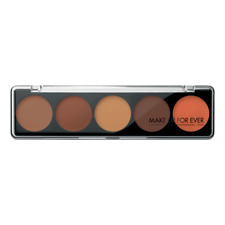 Make Up Forever 5 Camouflage Cream Palette No 4 Dark Complexions