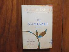 "JHUMPA  LAHIRI  Signed  Book (""THE  NAMESAKE""-2003  First  Edition  Hardback)"